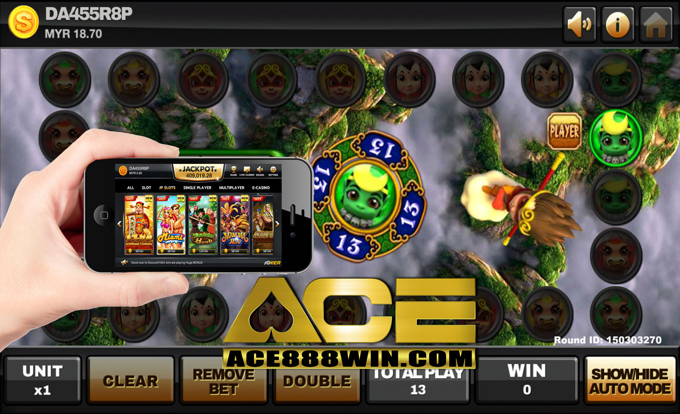 online mobile casino malaysia free credit